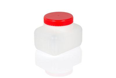 P07724 Vloeistofbakje met rode deksel